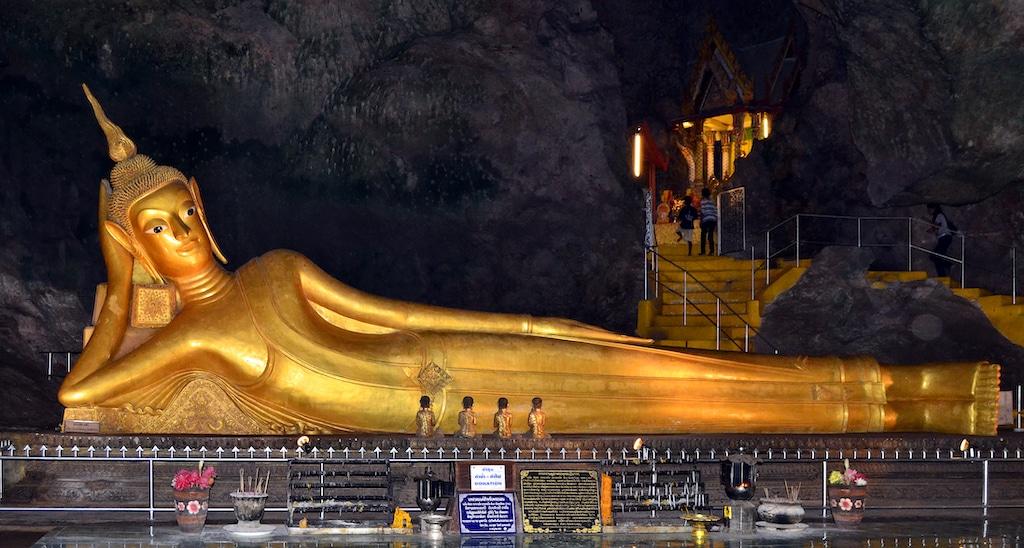 Wat Tham Suwan Khuha