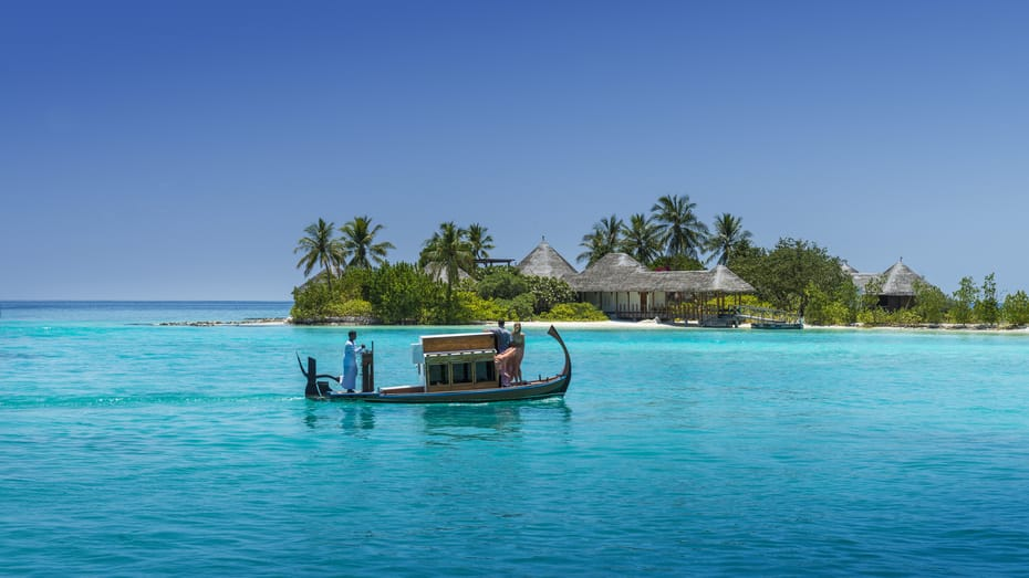 Four Seasons Kuda Huraa Island Spa
