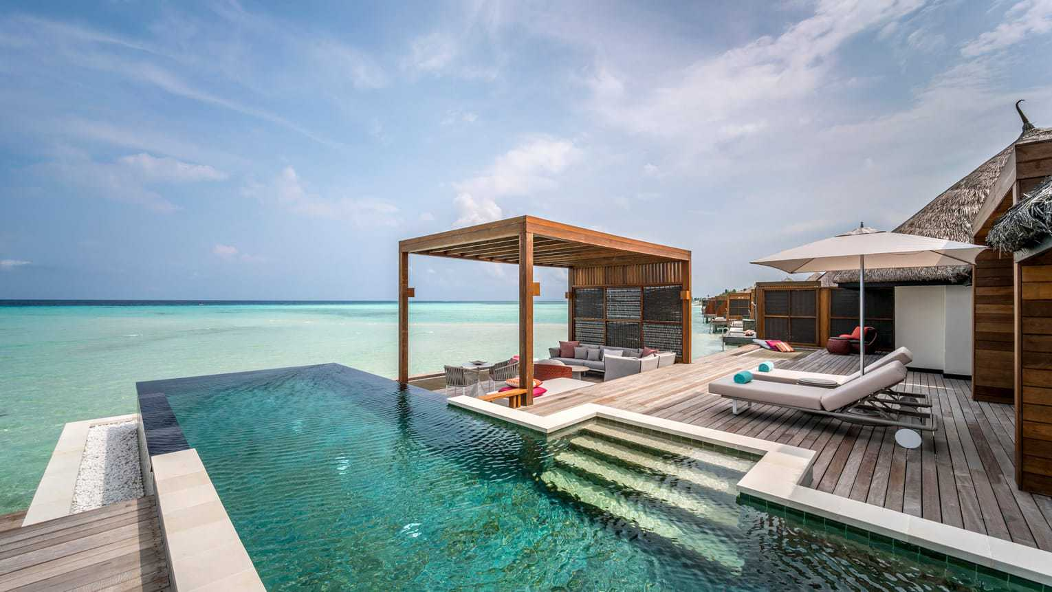 Four Seasons Kuda Huraa Water Suite