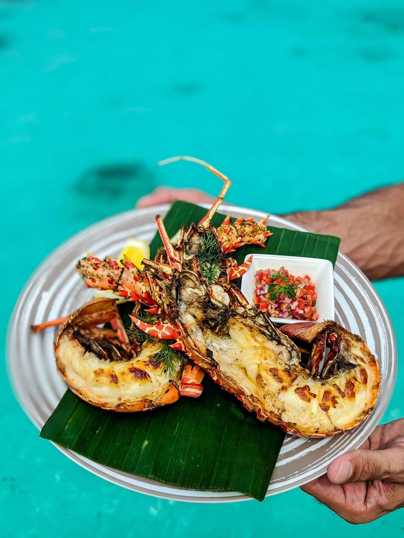 Lobster room service