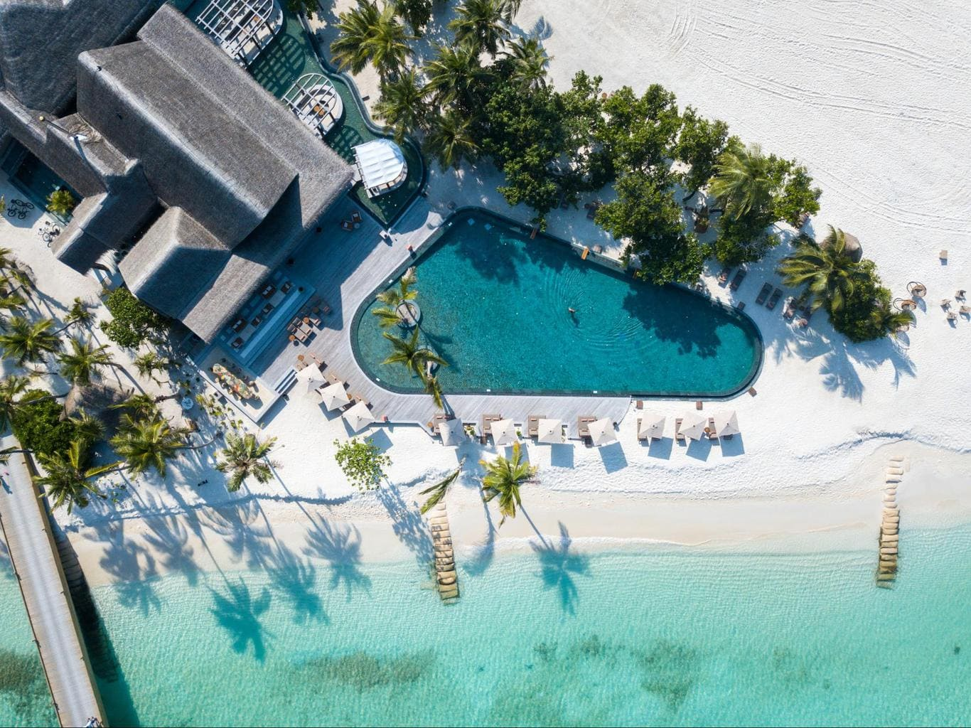 Mura Bar at Joali Maldives
