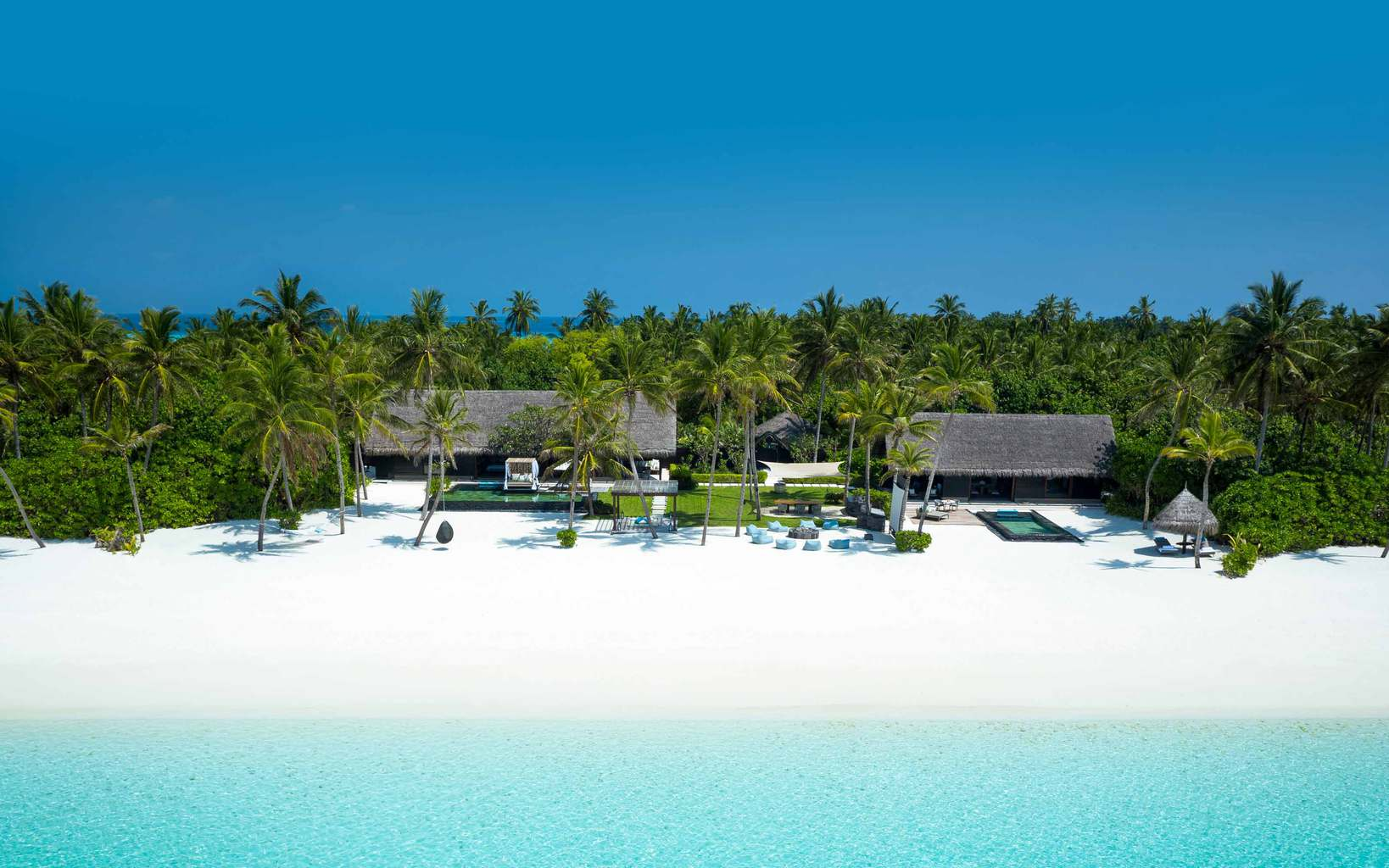 Oneandonly Reethi Rah Grand Sunset Residence