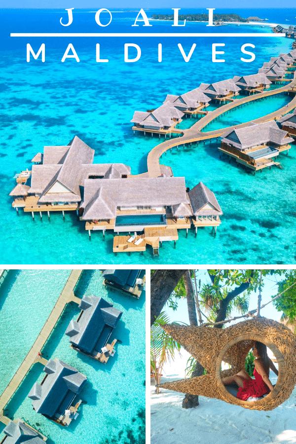 Review of Joali Maldives Pin