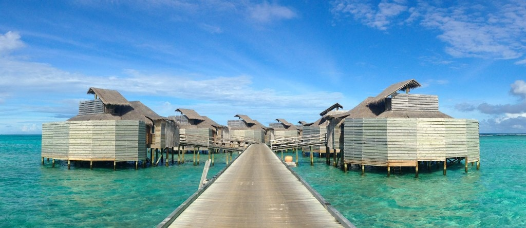 Six Senses Laamu villas