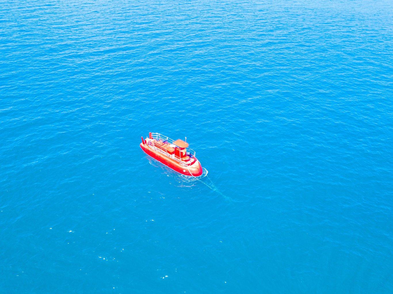 Joali Maldives submarine