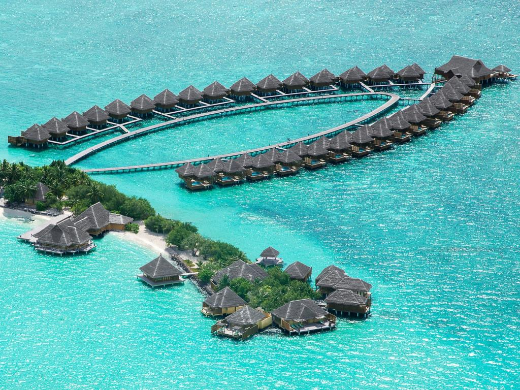 The most Gorgeous Overwater Bungalows in Asia (by country) - Once In