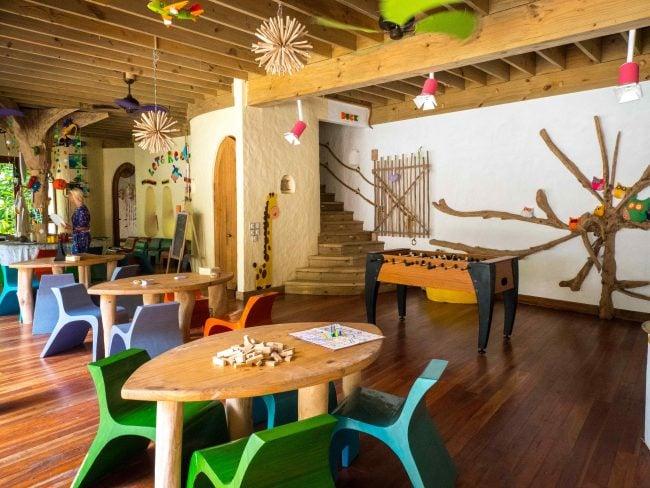 The Children's Den at Soneva Fushi