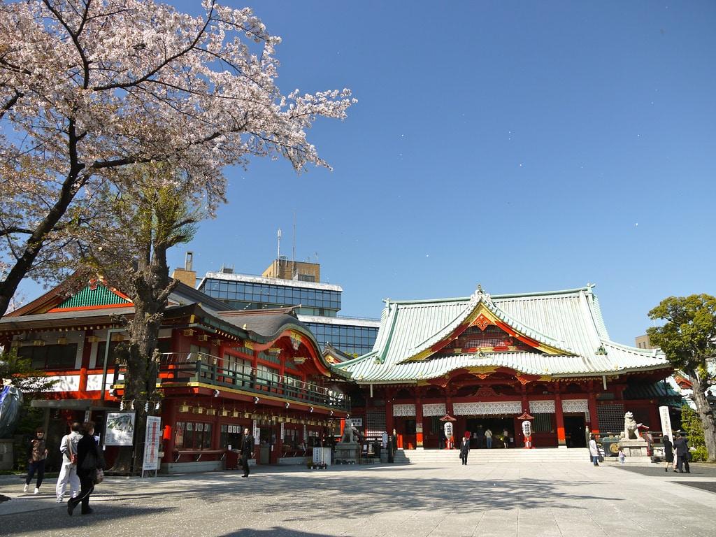 """Kanda Myojin Temple"""