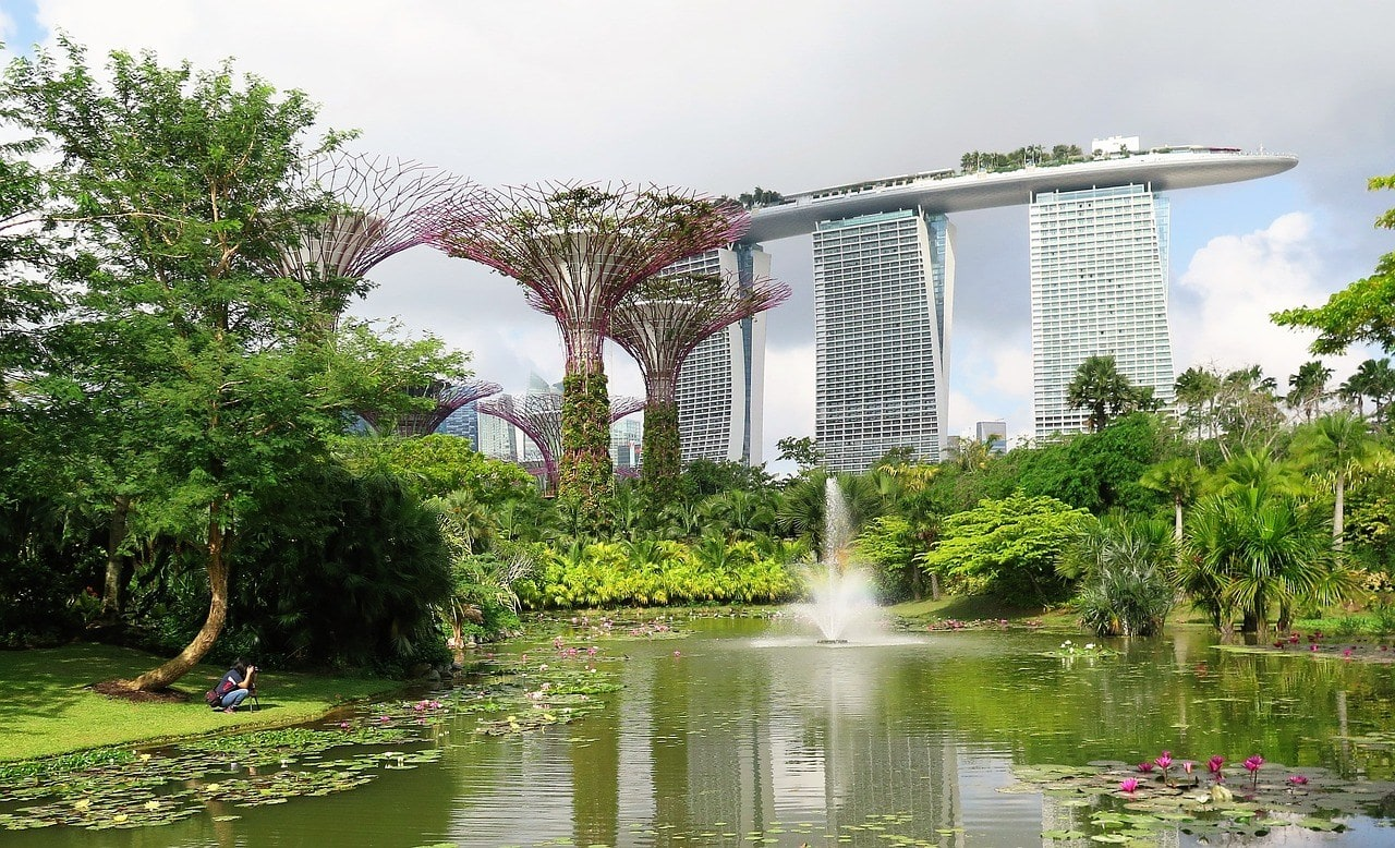 Gardens by the Bay 01