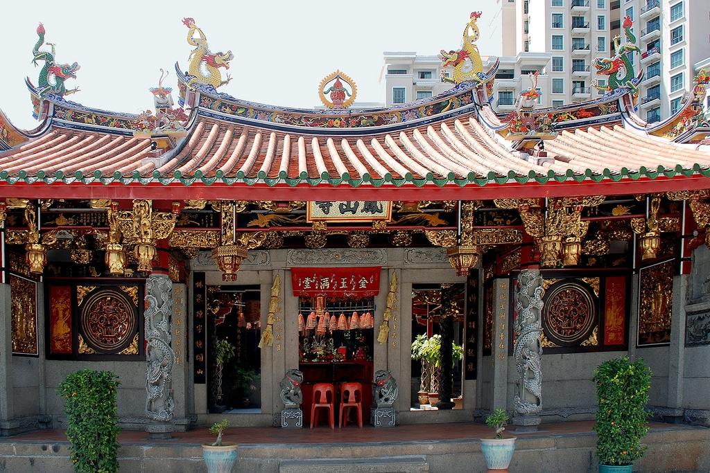 Hong San See Temple