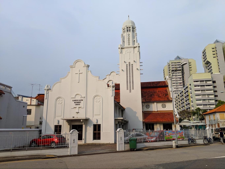 Kampong Kapor Methodist Church