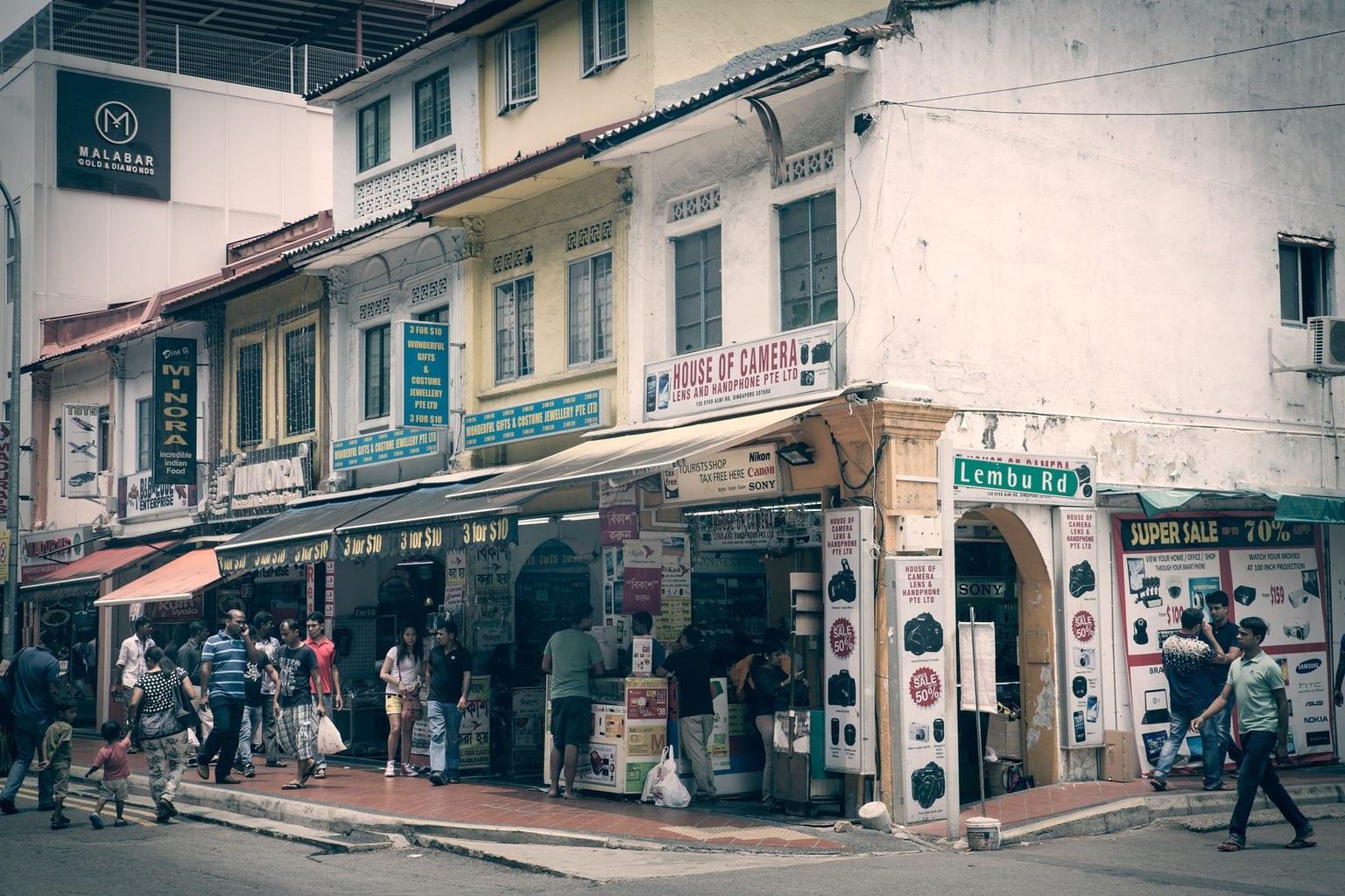 Lembu Road Singapore Little India