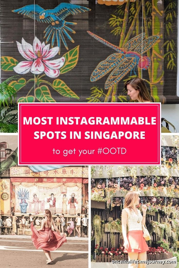 Most Instagrammable spots in Singapore