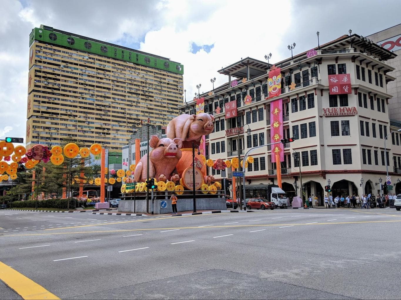 People's Park in Chinatown Singapore 02