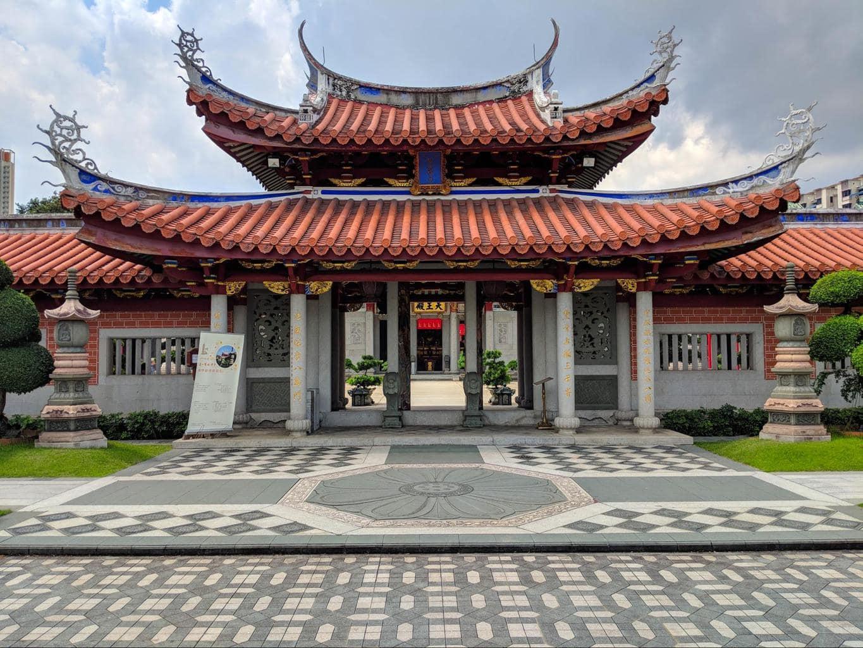 Shuang Lin Monastery