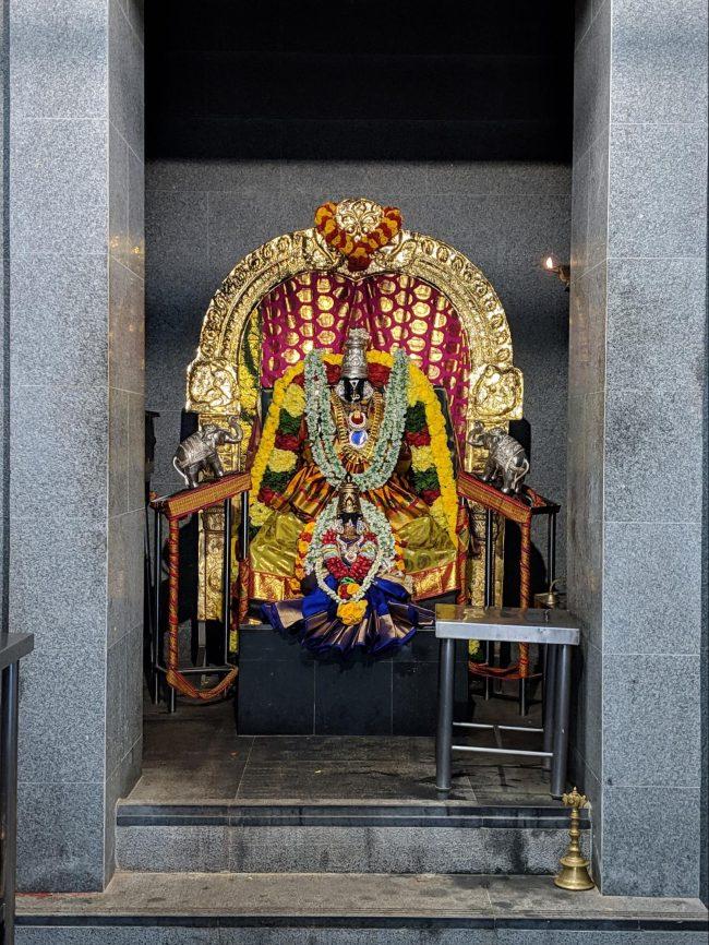 Sri Srinivasa Perumal Temple deity