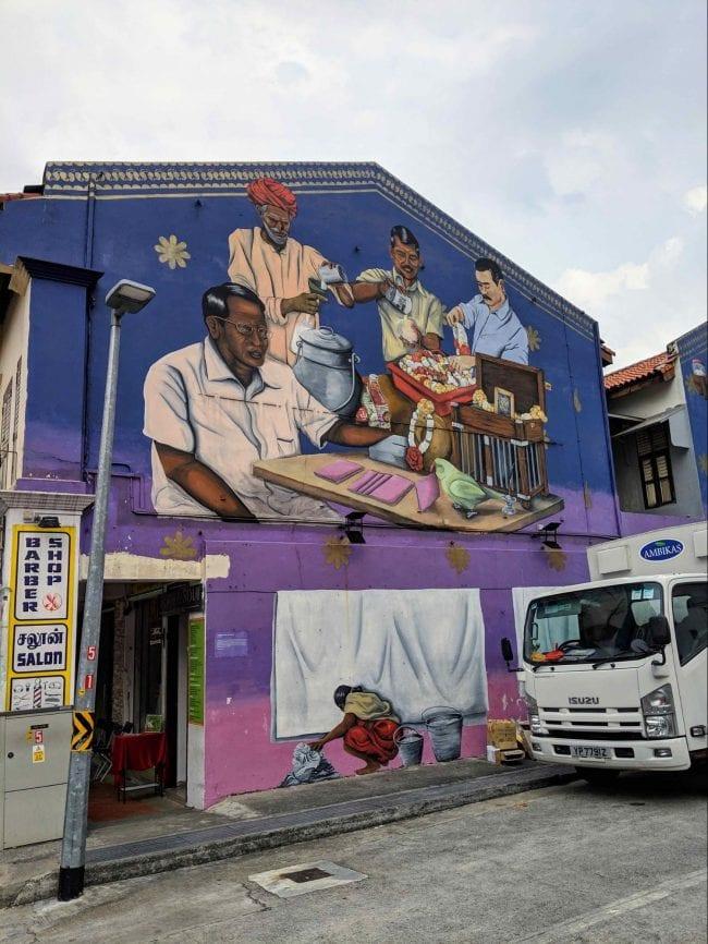 Street murals of Little India 05