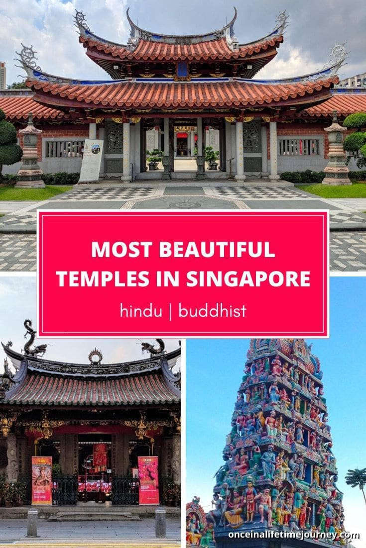 The Most Beautiful Temples in Singapore