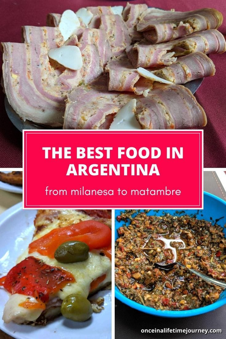 The best Argentinian food