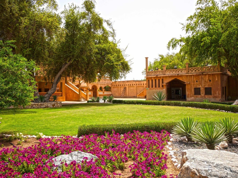 Al Ain Courtyard