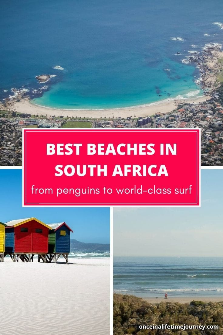 Best beaches in South Africa