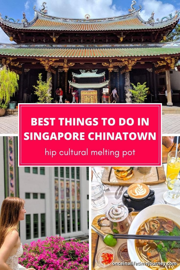 Best things to do in Singapore Chinatown