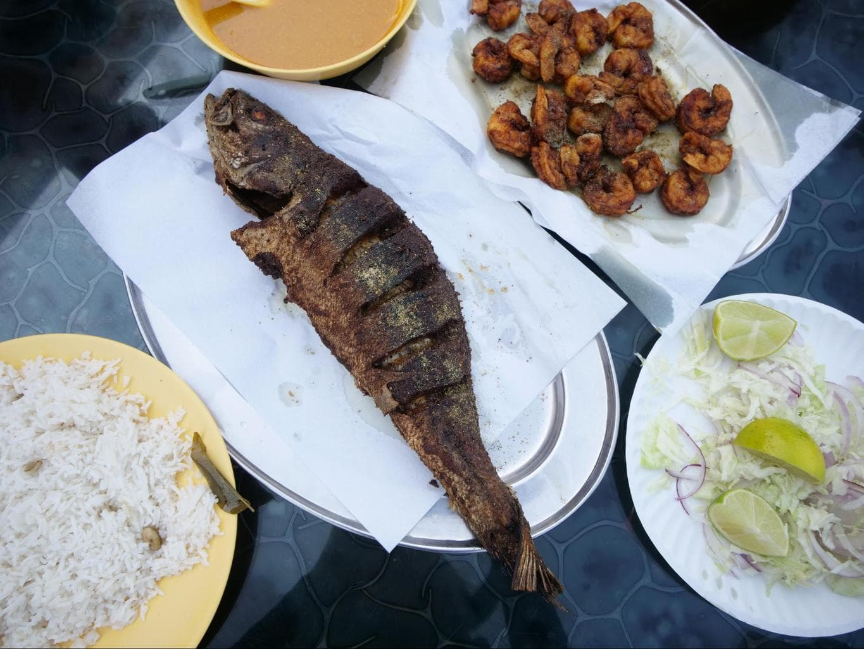 Bu Qtair food