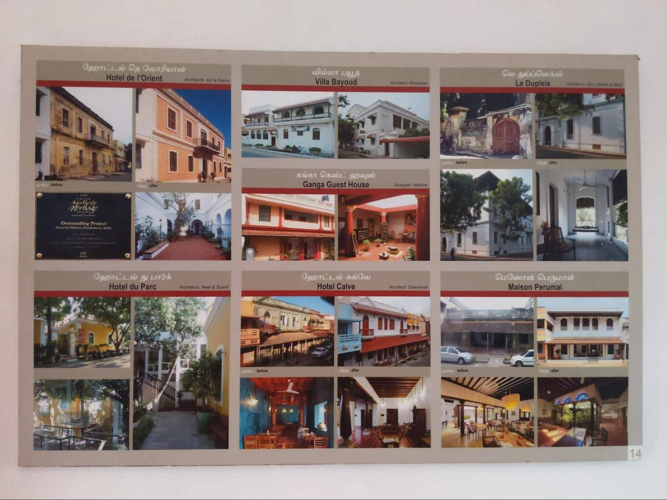 Documenting Pondicherry's heritage at INTACH