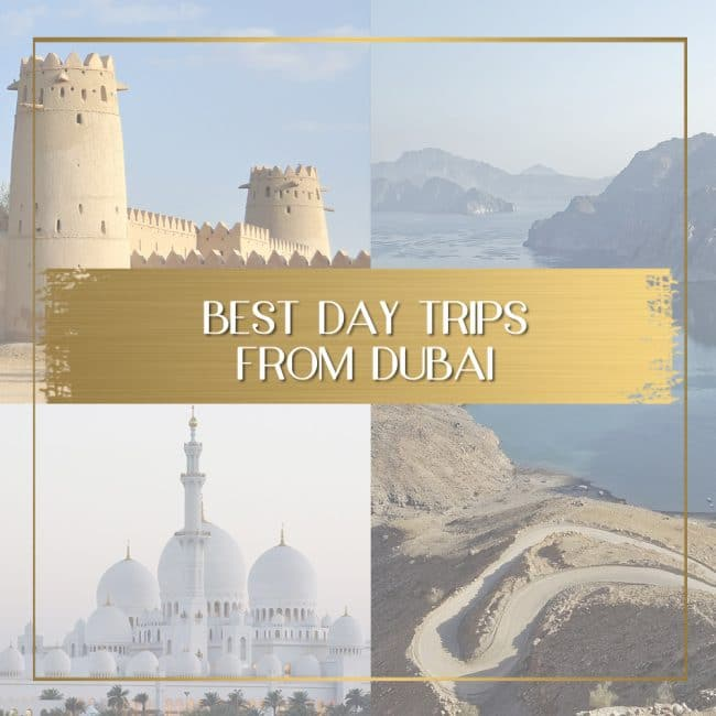 Dubai Day Trips feature