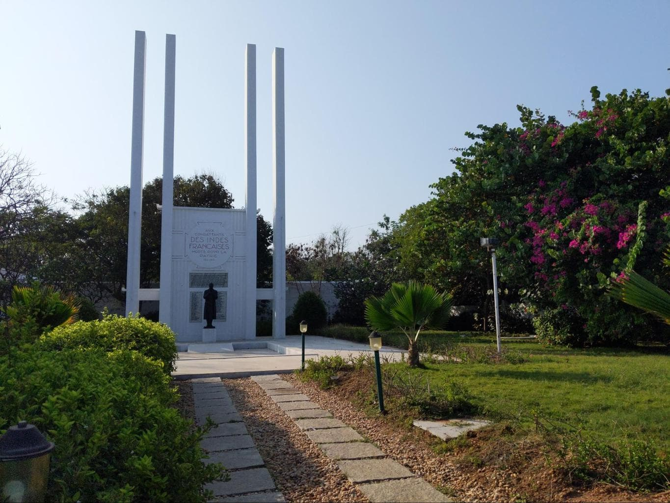 French Soldiers War Memorial