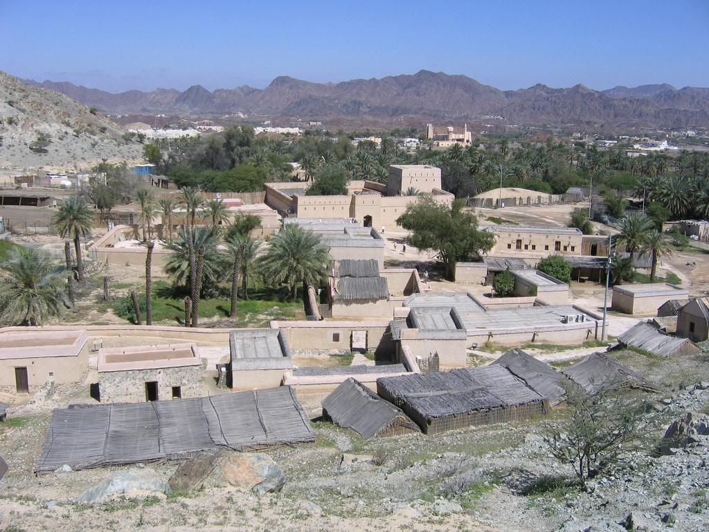 Hatta Village