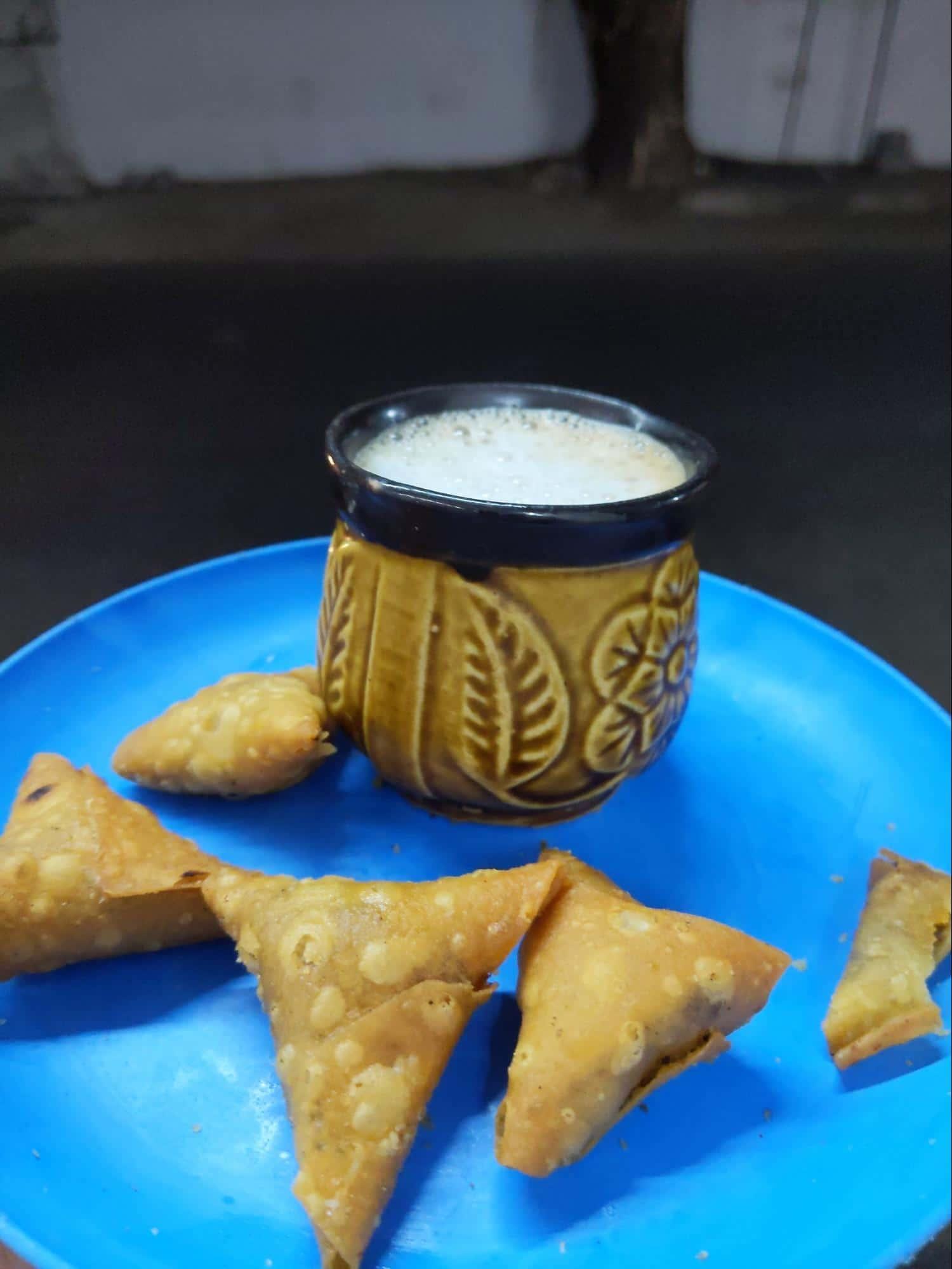 Irani Tea Stall food
