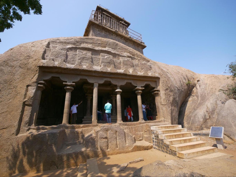 Mahishamardini Rock Cut Mandapa