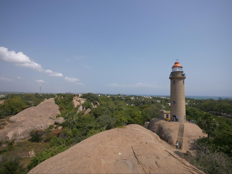 Mamallapuram Lighthouse