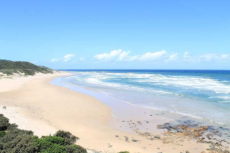 Morgans Bay Beach
