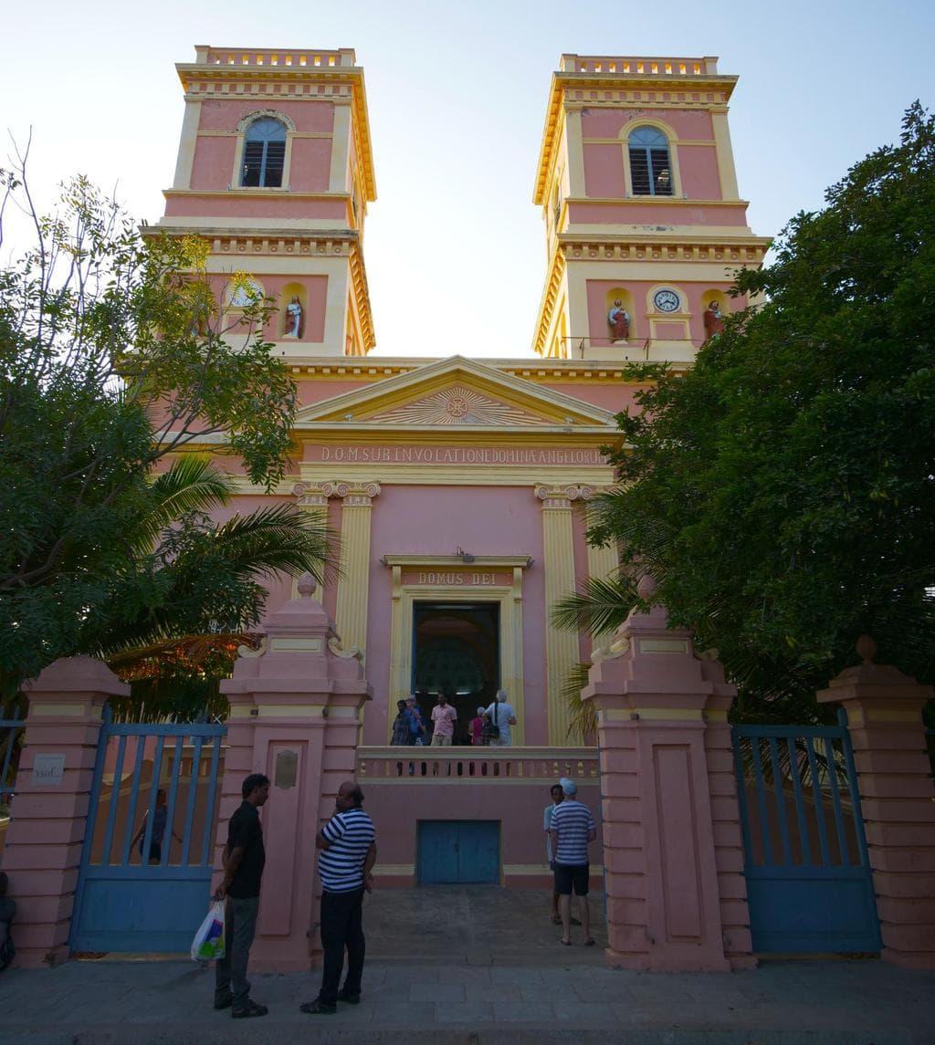 Notre Dame Des Angels Church