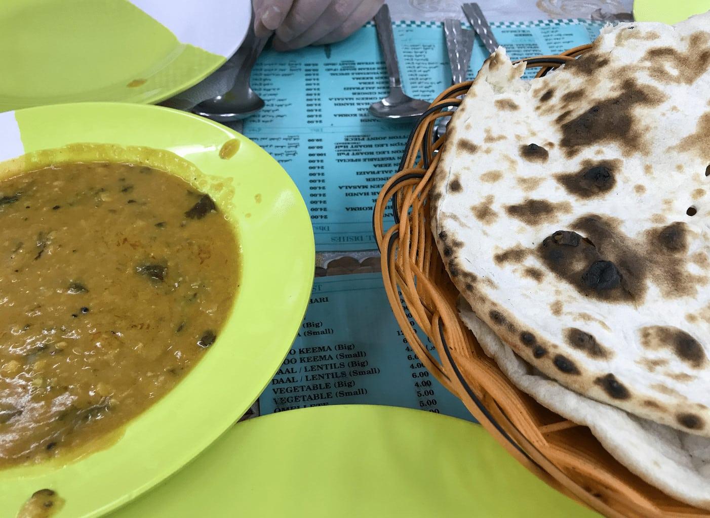 Ravi food