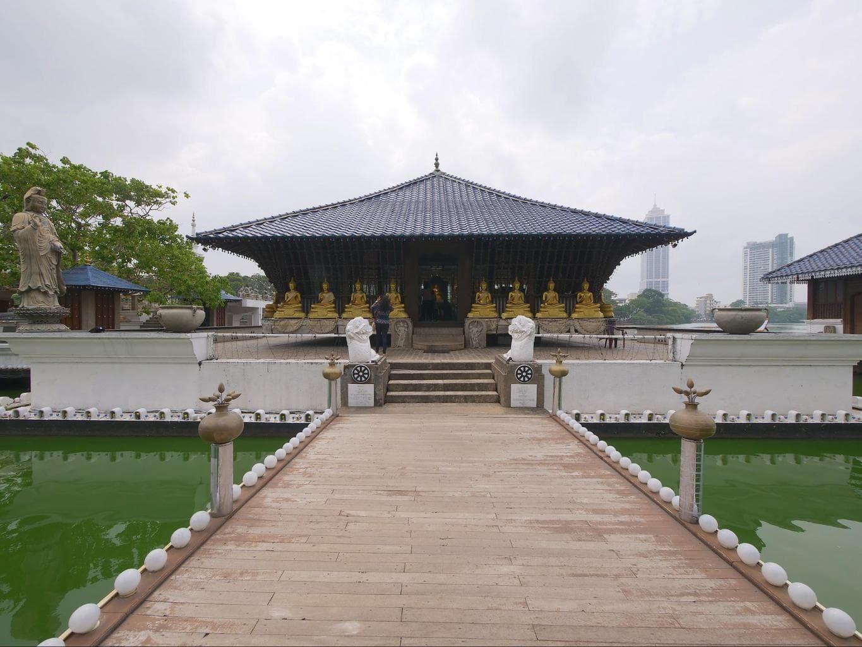 Seema Malakaya entrance