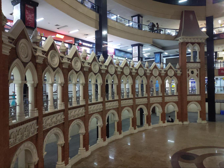 Spencer Plaza Mall