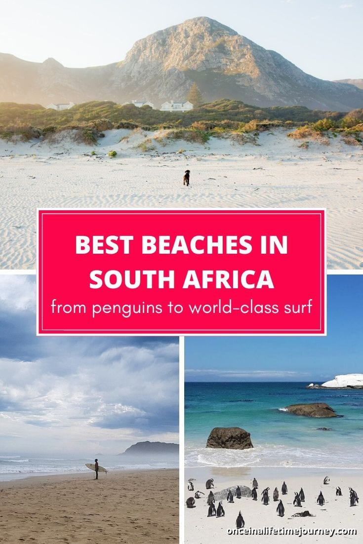 The Best beaches in South Africa