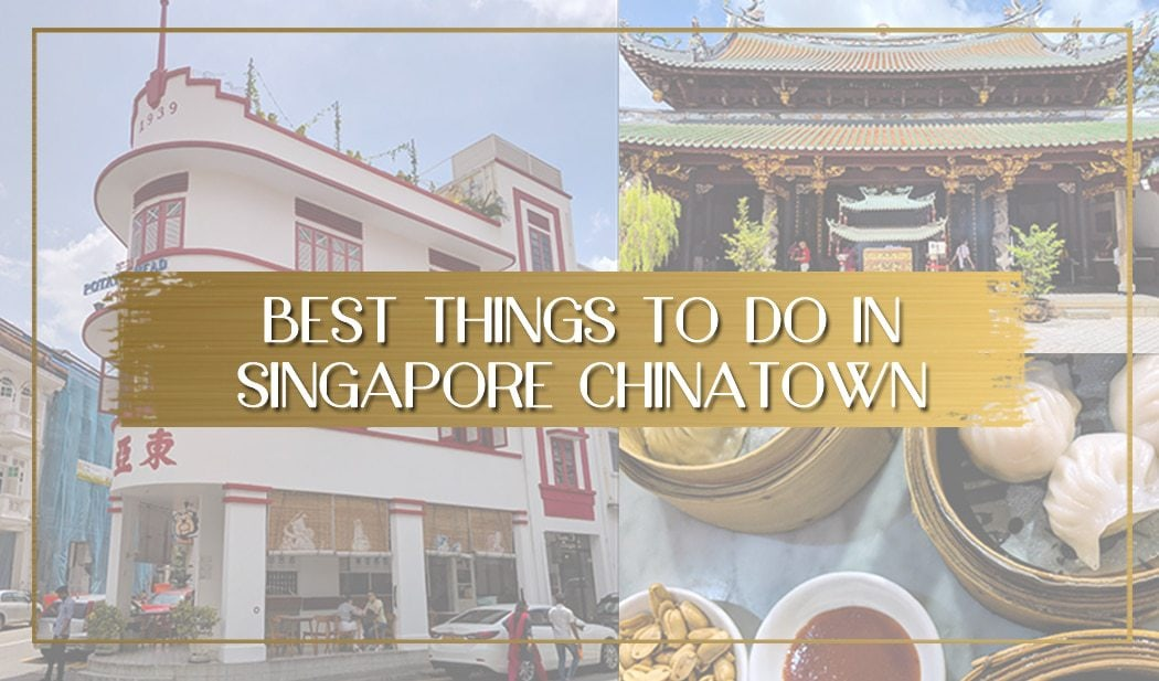 Things to do in Singapore Chinatown main