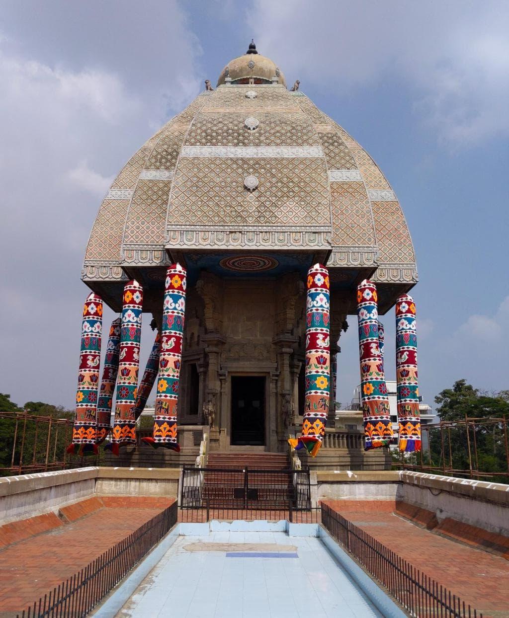 Thirukkuṛaḷ memorial