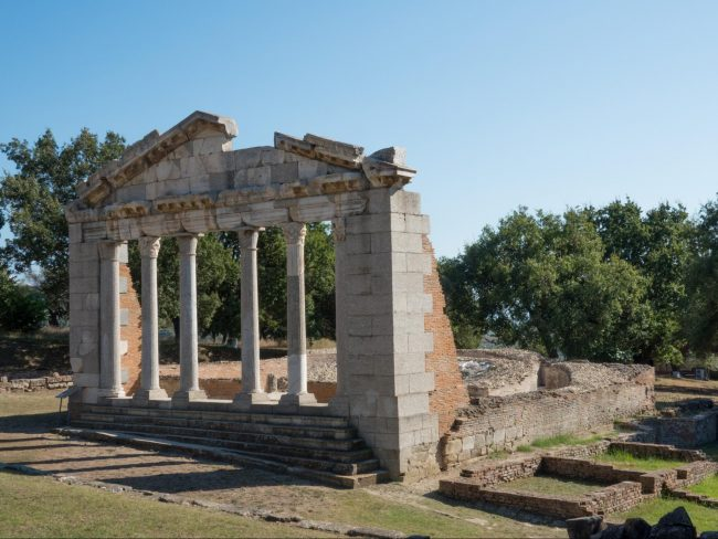 Apollonia's Bouleuterion 2