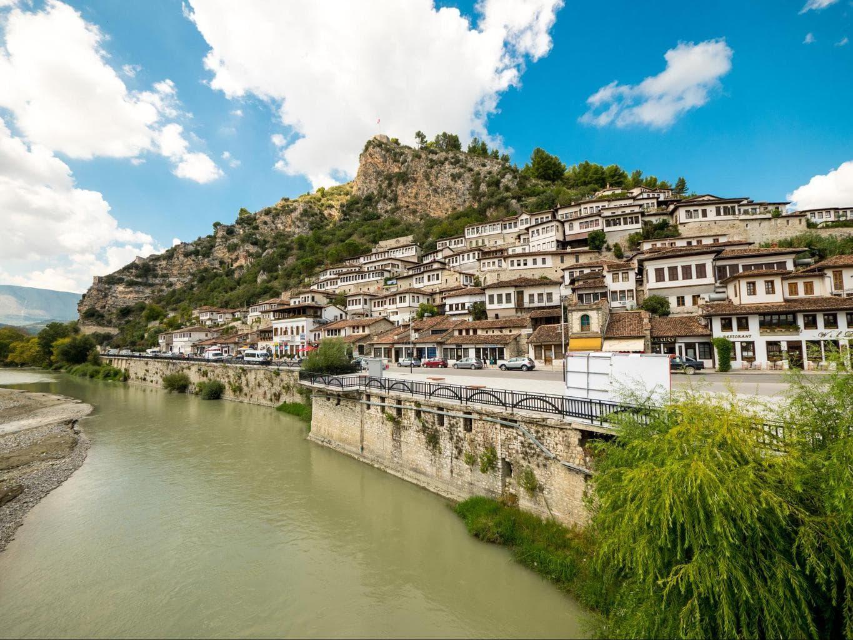 Berat's unique Ottoman architecture