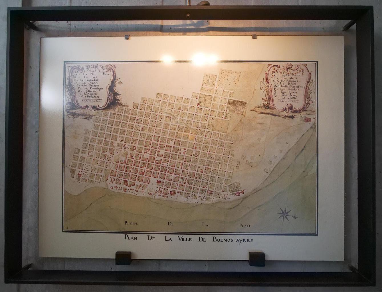 El Zanjón de Granados map