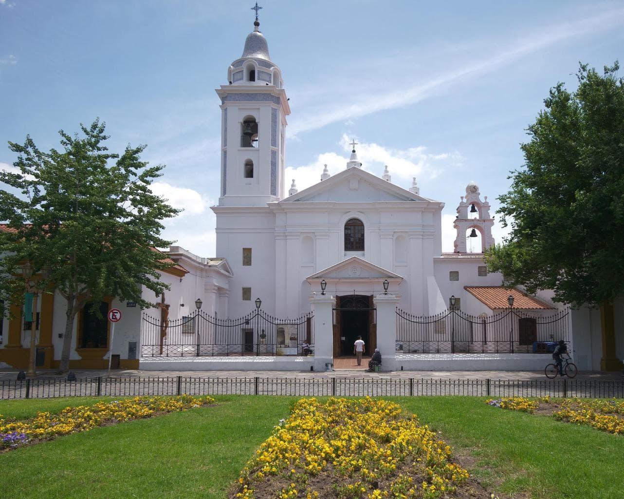 Iglesia de Nuestra Señora del Pilar
