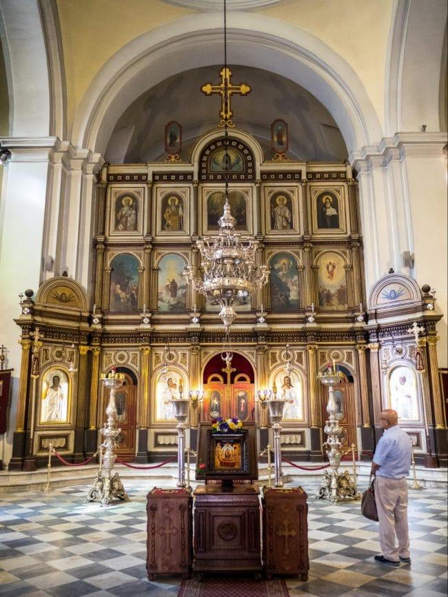Inside St. Luke's Church 01
