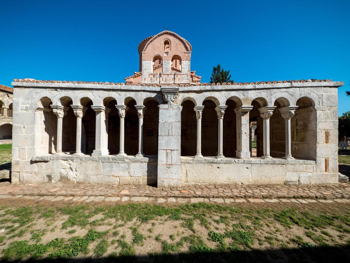 St. Mary Church in Apollonia 1