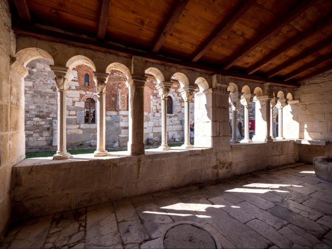 St. Mary Church in Apollonia