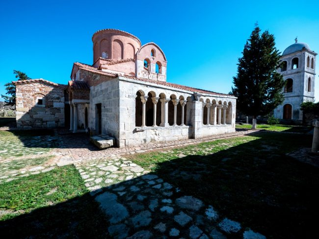 St. Mary Church in Apollonia